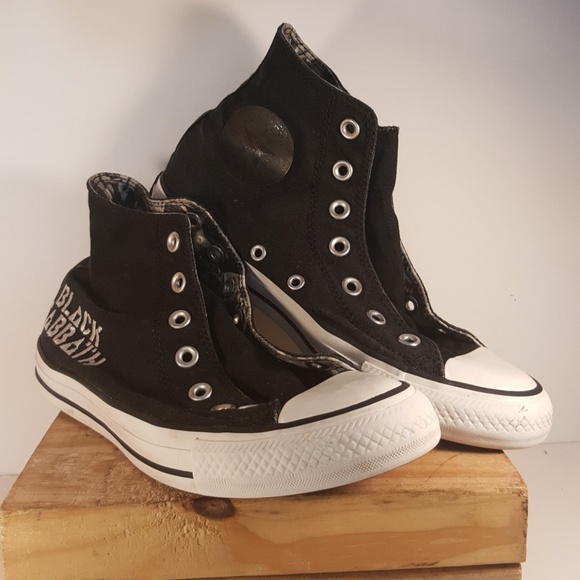 bc932efddccdd2 Converse Other - Black Sabbath Converse Chuck Taylor All Stars